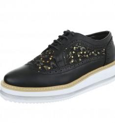 Dámske štýlové topánky Q2229