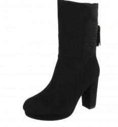 Dámske štýlové topánky Q2742