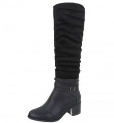 Dámske štýlové topánky Q2754