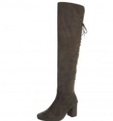Dámske štýlové topánky Q2765