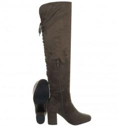 Dámske štýlové topánky Q2765 #1