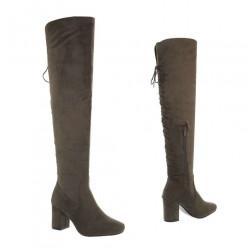 Dámske štýlové topánky Q2765 #2