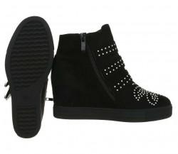 Dámske štýlové topánky Q4695 #1