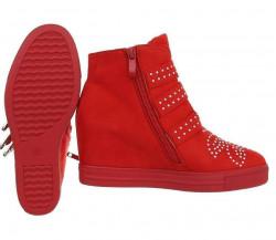 Dámske štýlové topánky Q4696 #1