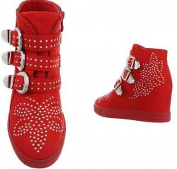 Dámske štýlové topánky Q4696 #2