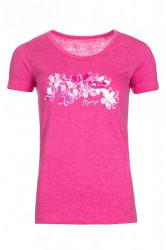 Dámske štýlové tričko Alpine Pro K1711
