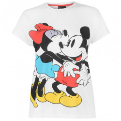 Dámske štýlové tričko Character J4863