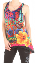 85b86b726 Dámske štýlové tričko Desigual W2208