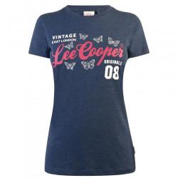 Dámske štýlové tričko Lee Cooper J4718