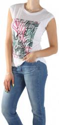 Dámske štýlové tričko Lola a Liza X9215