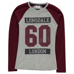 Dámske štýlové tričko Lonsdale H8283