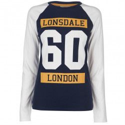 Dámske štýlové tričko Lonsdale H8284