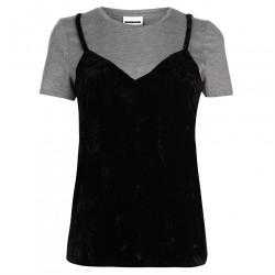 Dámske štýlové tričko Noisy May J4926