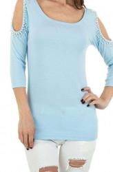 Dámske štýlové tričko Q4802