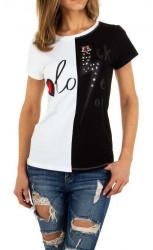 Dámske štýlové tričko Q5152