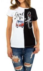 Dámske štýlové tričko Q5153