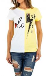 Dámske štýlové tričko Q5156