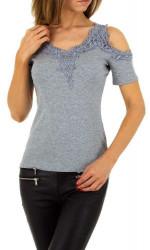 Dámske štýlové tričko Q5464