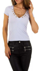 Dámske štýlové tričko Q5469