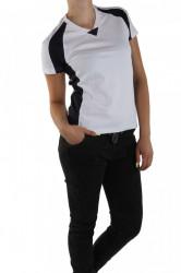 Dámske štýlové tričko s krátkym rukávom II. akosť