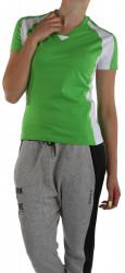 Dámske štýlové tričko s krátkym rukávom X9297