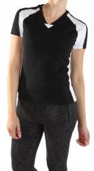 Dámske štýlové tričko s krátkym rukávom X9322