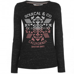 Dámske štýlové tričko SoulCal H8692