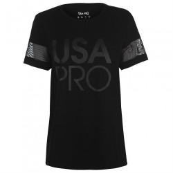 Dámske štýlové tričko USA Pro H7208