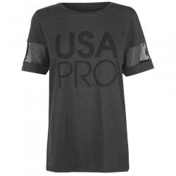 Dámske štýlové tričko USA Pro H7210