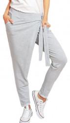 Dámske teplákové nohavice N0876