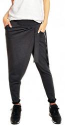 Dámske teplákové nohavice N0877