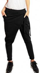 Dámske teplákové nohavice N0878