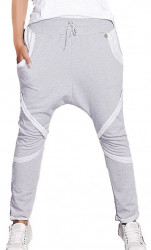 Dámske teplákové nohavice N0880