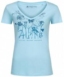 Dámske tričko Alpine Pro K1051