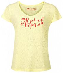 Dámske tričko Alpine Pro K1713
