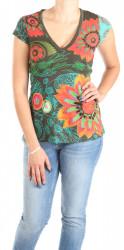Dámske tričko DESIGUAL W1020