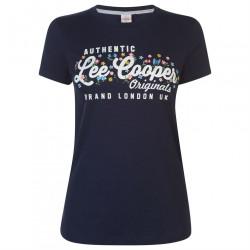 Dámske tričko Lee Cooper J4714