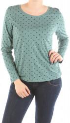 Dámske tričko s bodkami Tom Tailor W2027