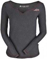 Dámske tričko s dlhým rukávom Alpine Pro K0483