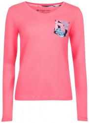 Dámske tričko s dlhým rukávom Alpine Pro K1374