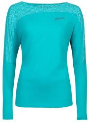 Dámske tričko s dlhým rukávom Alpine Pro K1377