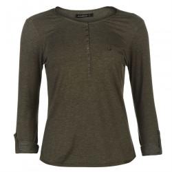 Dámske tričko s dlhým rukávom Full Circle H8672