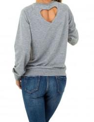 Dámske tričko s dlhým rukávom JCL Q3962