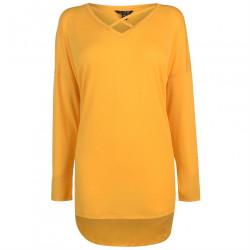 Dámske tričko s dlhým rukávom Miso H7178