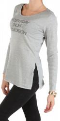 Dámske tričko s dlhým rukávom Sublevel W1540
