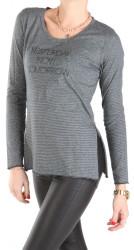 Dámske tričko s dlhým rukávom Sublevel W1541