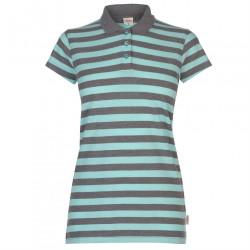 Dámske tričko s golierom Lee Cooper H8697