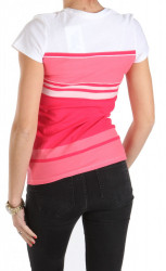 Dámske tričko s krátkym rukávom Reebok W1421 #1