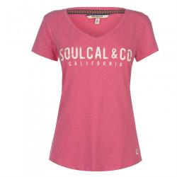 Dámske tričko SoulCal H5944