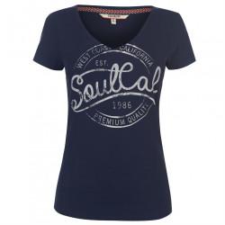 Dámske tričko SoulCal H5945